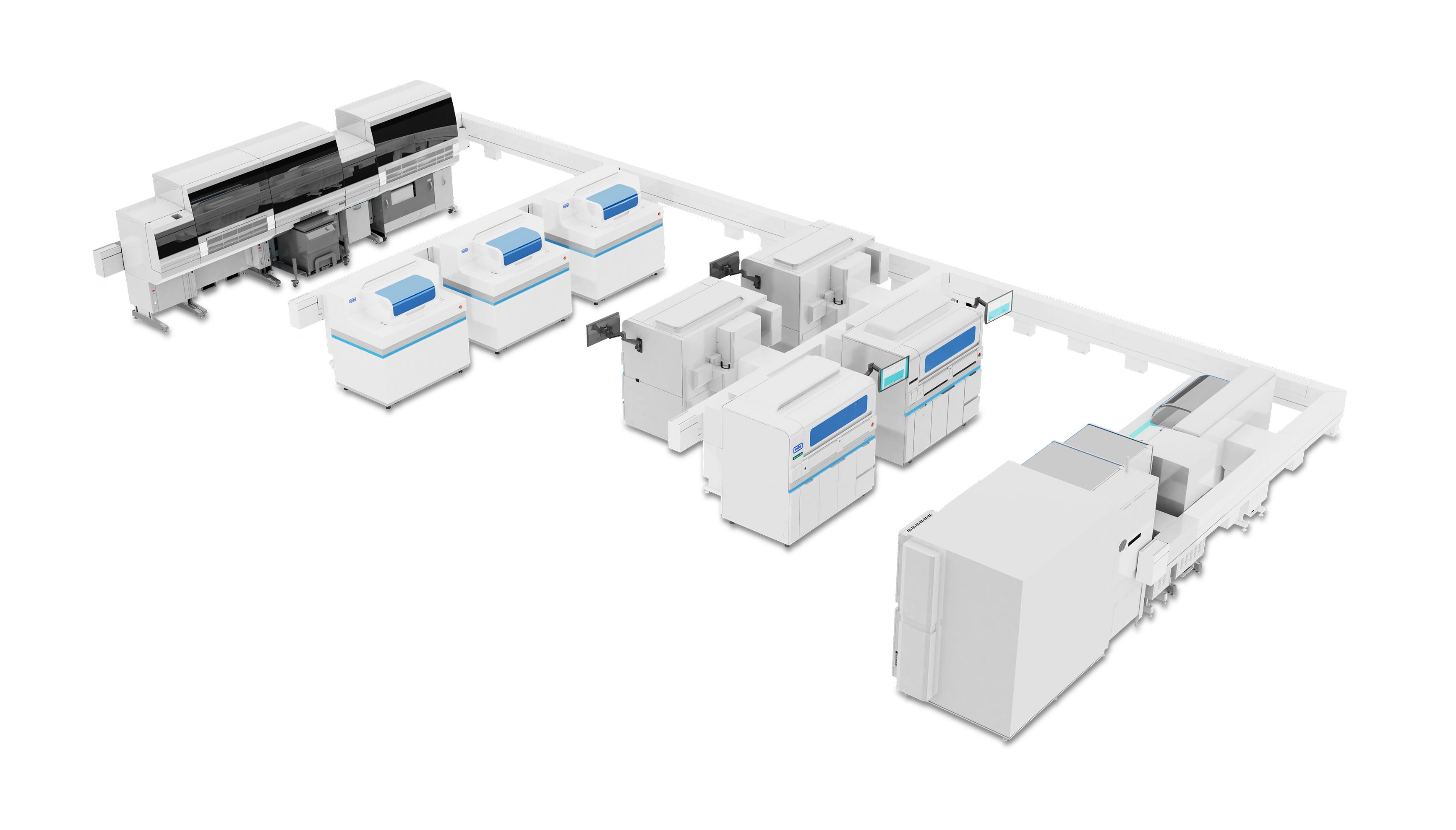 全实验室自动化整体解决方案SATLAS-TCA