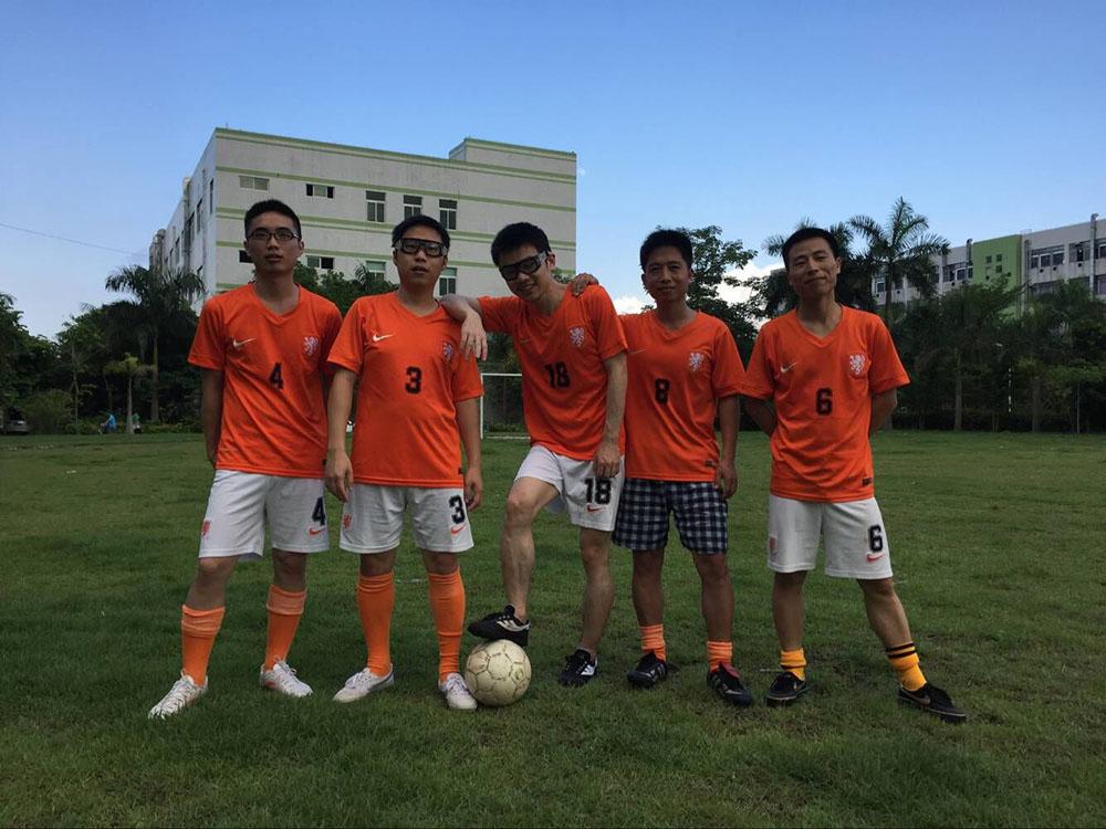 Snibe football match